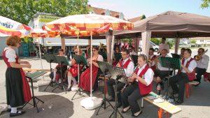 Fest des Musikverein Siegendorf