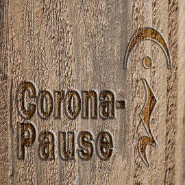 Corona-Pause